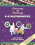 Learning And Teaching K-8 Mathematics Understanding Children's Mathematical Thinking Videowo...