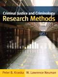 Criminal Justice Research Methods