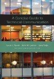 A Concise Guide to Technical Communication, Second Canadian Edition with MyCanadianTechCommL...