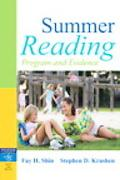 Summer Reading Program And Evidence