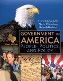 Government in America: People, Politics, and Policy, Texas Edition