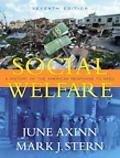 Social Welfare A History of the American Response to Need