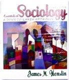Essentials of Sociology: A Down-To-Earth Approach [With Access Code]