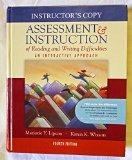 Assessment & Instruction of Reading and Writing Difficulties: An Interactive Approach, Instr...
