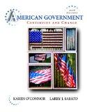 American Government: Continuity and Change, 2008 Edition Value Package (includes MyPoliSciLa...
