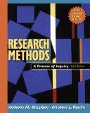 Research Methods: A Process of Inquiry Value Package (includes SPSS 15.0 CD)