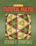 Basic Statistical Analysis Value Package (includes SPSS 15.0 CD)