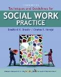 Techniques and Guidelines for Social Work Practice Value Package (includes MyHelpingLab Stud...