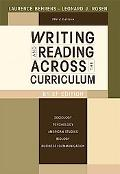 Writing and Reading Across the Curriculum, Brief Edition (3rd Edition)