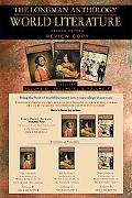 The Longman Anthology of World Literature, Volume II (D,E,F): The Seventeenth and Eighteen C...