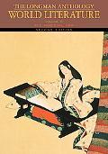 Longman Anthology of World Literature