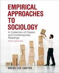 Empirical Approaches to Sociology