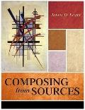 Composing from Sources Value Package (includes MyCompLab NEW Student Access  )