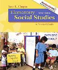 Elementary Social Studies: A Practical Guide with MyEducationLab