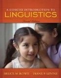 Concise Introduction to Linguistics Value Package (includes MyAnthroKit Student Access )