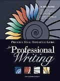 Prentice Hall Reference Guide for Professional Writing (with Mycomplab New with E-Book Stude...