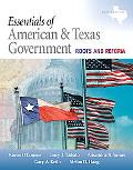 Essentials of American and Texas Government: Continuity and Change, 2009 Edition