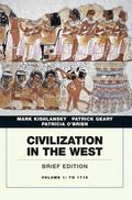 Civilization in the West, Penguin Academic Edition, Volume 1