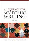 A Sequence for Academic Writing (4th Edition)