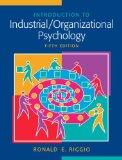 INTRO TO INDUSTRIAL ORGANZ PSYCH&MYSRCH PKG (5th Edition)