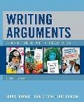 MyCompLab NEW with E-Book Student Access Code Card for Writing Arguments (standalone)