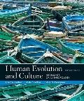 MyAnthroLab Student Access Code Card for Human Evolution and Culture (standalone) (6th Edition)
