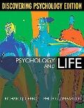 MyPsychLab with E-Book Student Access Code Card for Psychology and Life Discovering Psycholo...