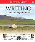 Writing: A Guide for College and Beyond, Brief Edition Spiral