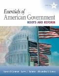 MyPoliSciLab Student Access Code Card for Essentials of American Government (standalone)