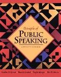 MySpeechLab with E-Book Student Access Code Card for Principles of Public Speaking (standalone)