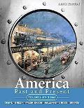 America Past and Present, Volume 2 (9th Edition) (Myhistorylab)