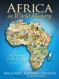 Africa In World History- (Value Pack w/MySearchLab)