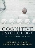 Cognitive Psychology: Mind And Brain- (Value Pack w/MySearchLab)
