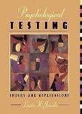Psychological Testing: Theory And Applications- (Value Pack w/MySearchLab)