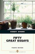 Fifty Great Essays (Penguin Academic Series) (4th Edition) (Penguin Academics Series)