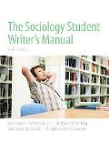 The Sociology Student Writer's Manual (6th Edition)