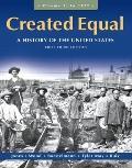 Created Equal: v. 1