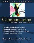Communication: Portable Edition, Four-Volume Set (with MyCommunicationLab Access Code)