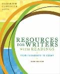 MyWritingLab with Pearson eText Student Access Code Card for Resources for Writers with Read...