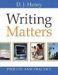 MyWritingLab with Pearson eText Student Access Code Card for Writing Matters (standalone)