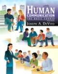 Human Communications the Basic Course