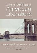 Concise Anthology of American Literature (7th Edition)