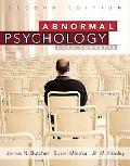 Abnormal Psychology: Core Concepts (2nd Edition)