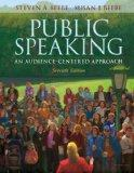 Public Speaking: An Audience-Centered Approach, Books a la Carte Edition (7th Edition)