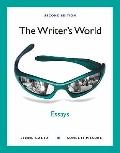 The Writer's World: Essays