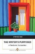 The Writer's Purposes: A Reader for Composition (Penguin Academics)