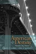 American Destiny : Narrative of a Nation