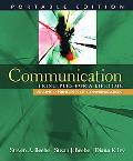 Communication: Principles for a Lifetime, Portable Edition -- Volume 1: Principles of Commun...