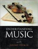 Understanding Music (with Student Collection, 3 CDs) (6th Edition)