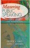 Mastering Public Speaking: The Handbook with MySpeechKit (2nd Edition)